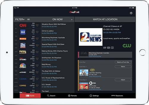 OnePoint App | Wood's TV | Mount Airy, NC
